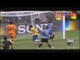 Бразилия - Уругвай 2:1 (Обзор матча) (Высокое качество)